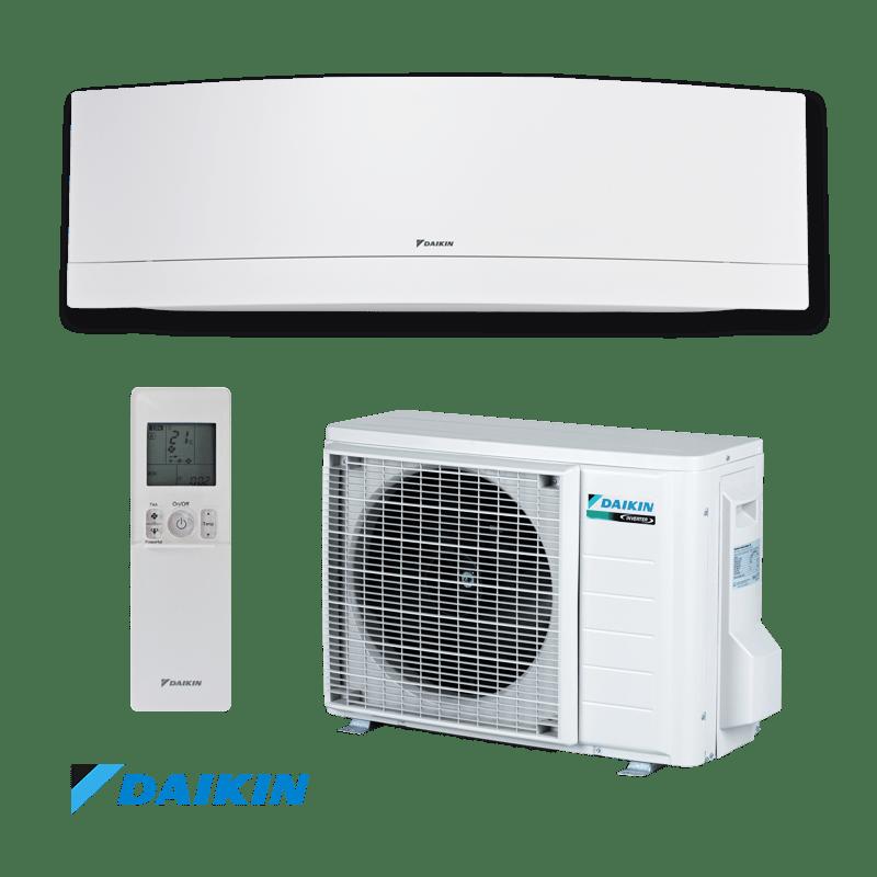 Инверторен климатик Daikin Emura FTXJ20MW / RXJ20M