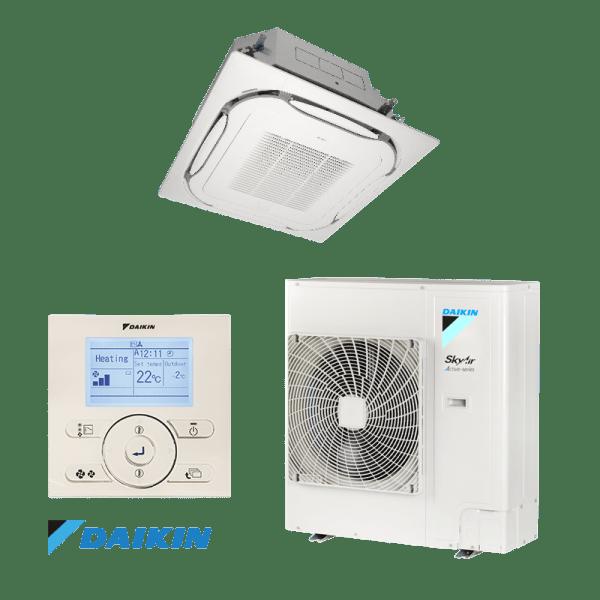 Касетъчен климатик Daikin FCAG100A / AZAS100MY1 - трифазен