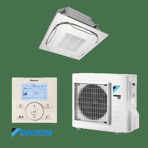 Касетъчен климатик Daikin FCAG60A / RXM60M9