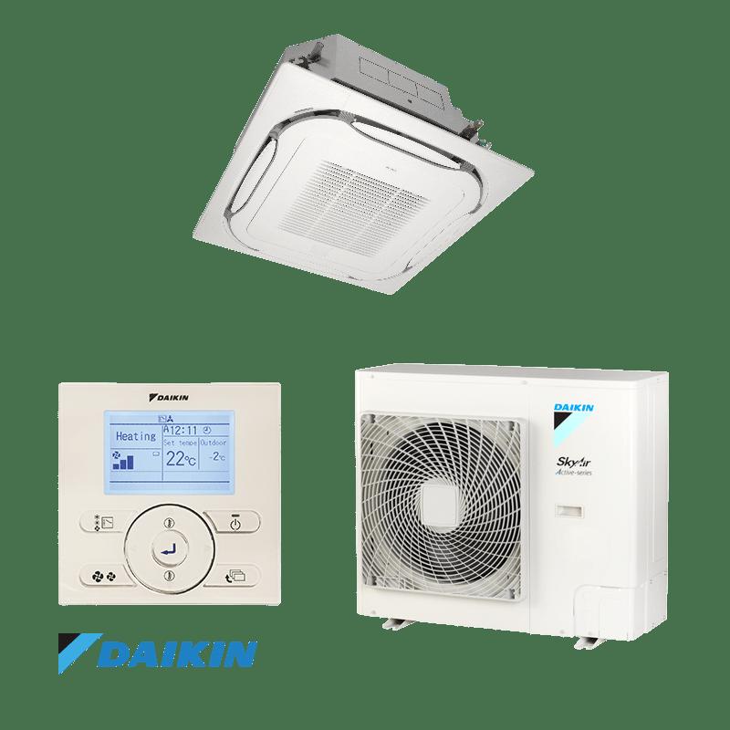 Касетъчен климатик Daikin FCAG71A / AZAS71MV1