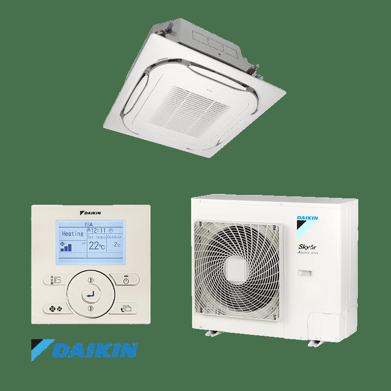 Касетъчен климатик Daikin FCAG71A / RZASG71MV1