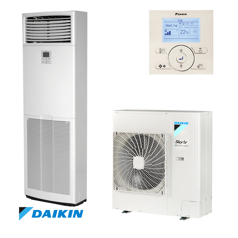 Колонен климатик Daikin FVA100A / RZASG100MY1 - трифазен