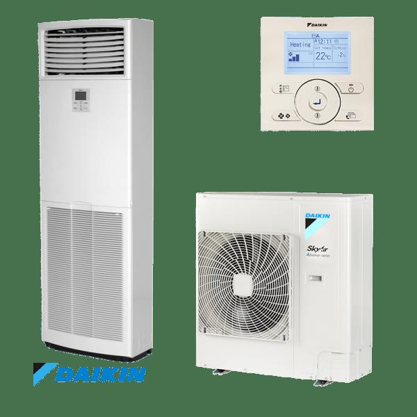 Колонен климатик Daikin FVA125A / RZASG125MY1 - трифазен