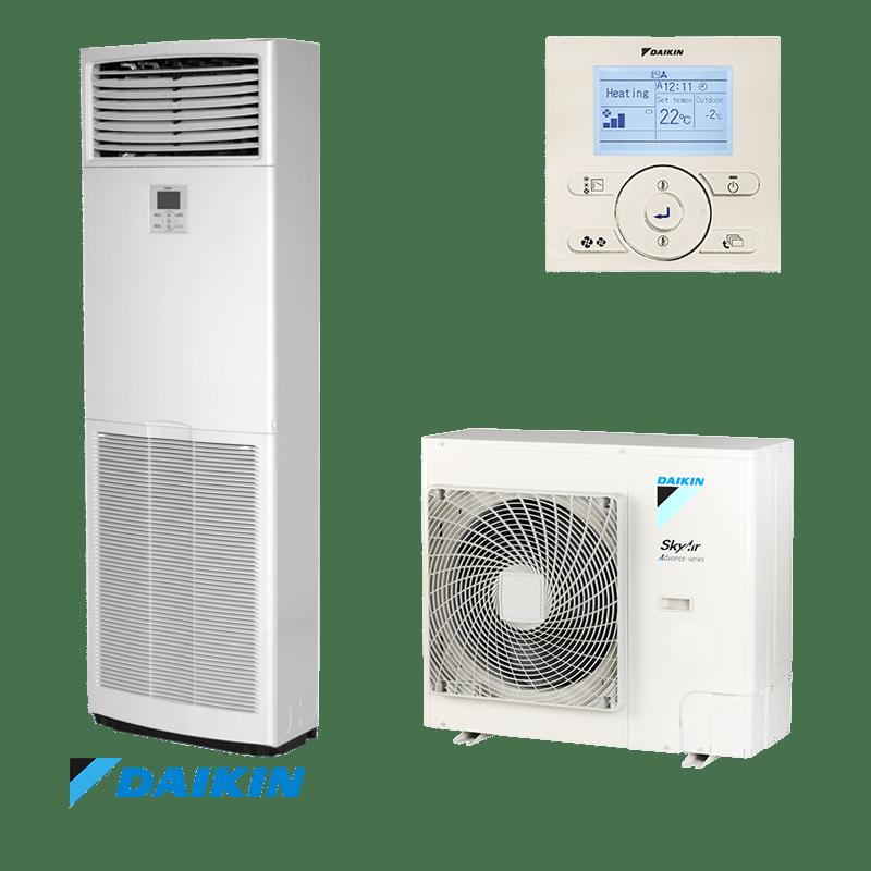 Колонен климатик Daikin FVA71A / RZASG71MV1