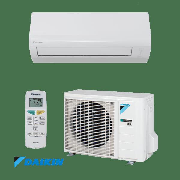 Инверторен климатик Daikin Sensira FTXF35A / RXF35A