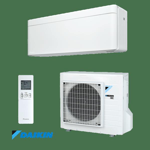 Инверторен климатик Daikin Stylish FTXA25AW / RXA25A
