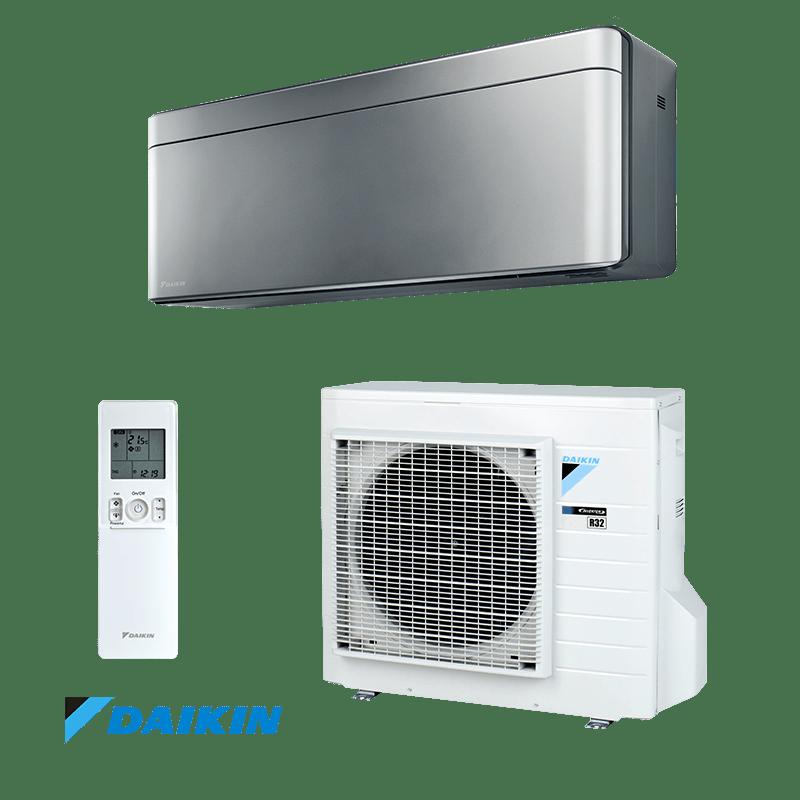 Инверторен климатик Daikin Stylish FTXA35AS / RXA35A