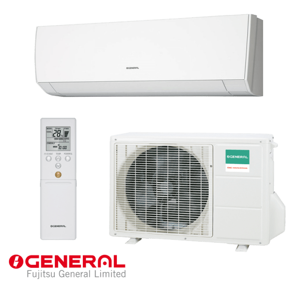 Инверторен климатик Fujitsu General ASHG09LMCA / AOHG09LMCА