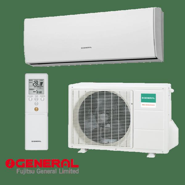 Инверторен климатик Fujitsu General ASHG09LUCA / AOHG09LUCB