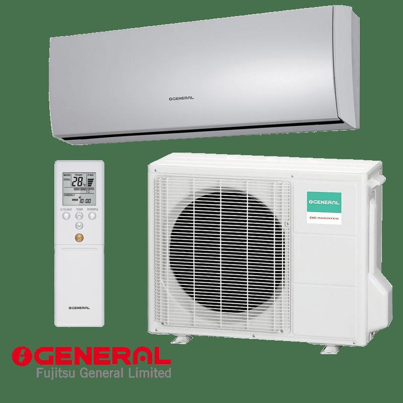 Инверторен климатик Fujitsu General ASHG12LTCА / AOHG12LTC