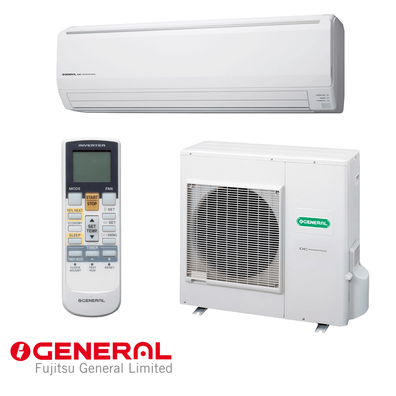 Инверторен климатик Fujitsu General ASHG24LFCC / AOHG24LFCC