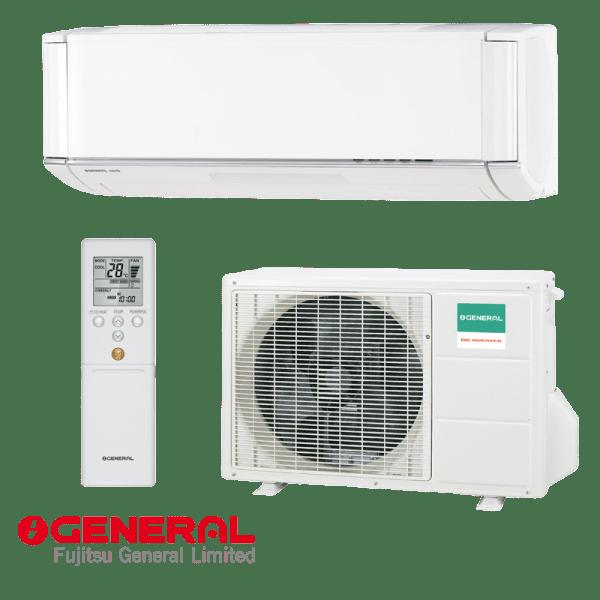 Инверторен климатик Fujitsu General NocriaX ASHG09KXCA / AOHG09KXCA