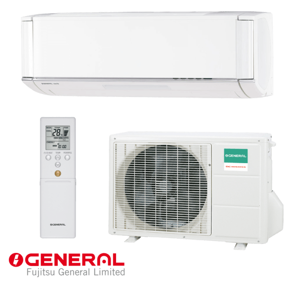 Инверторен климатик Fujitsu General NocriaX ASHG12KXCA / AOHG12KXCA