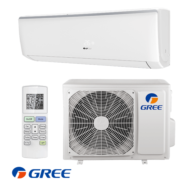 Инверторен климатик Gree Bora GWH09AAB / K6DNA4A