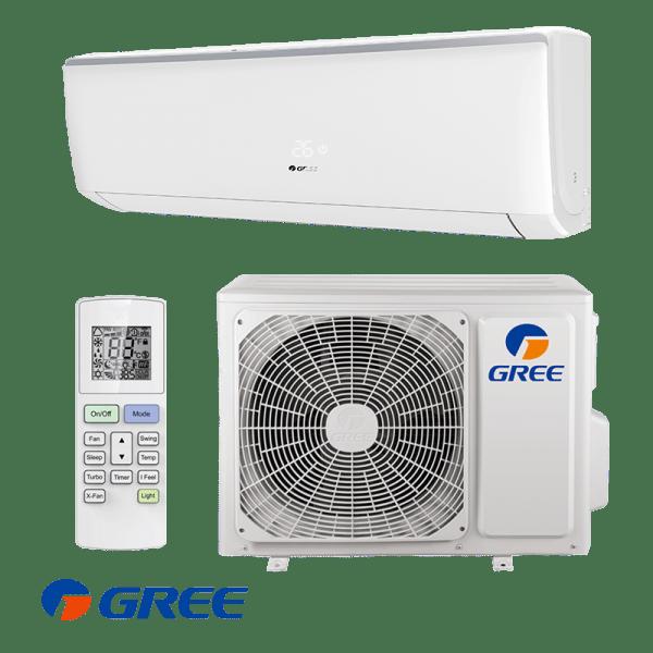 Инверторен климатик Gree Bora GWH24AAD / K6DNA4A