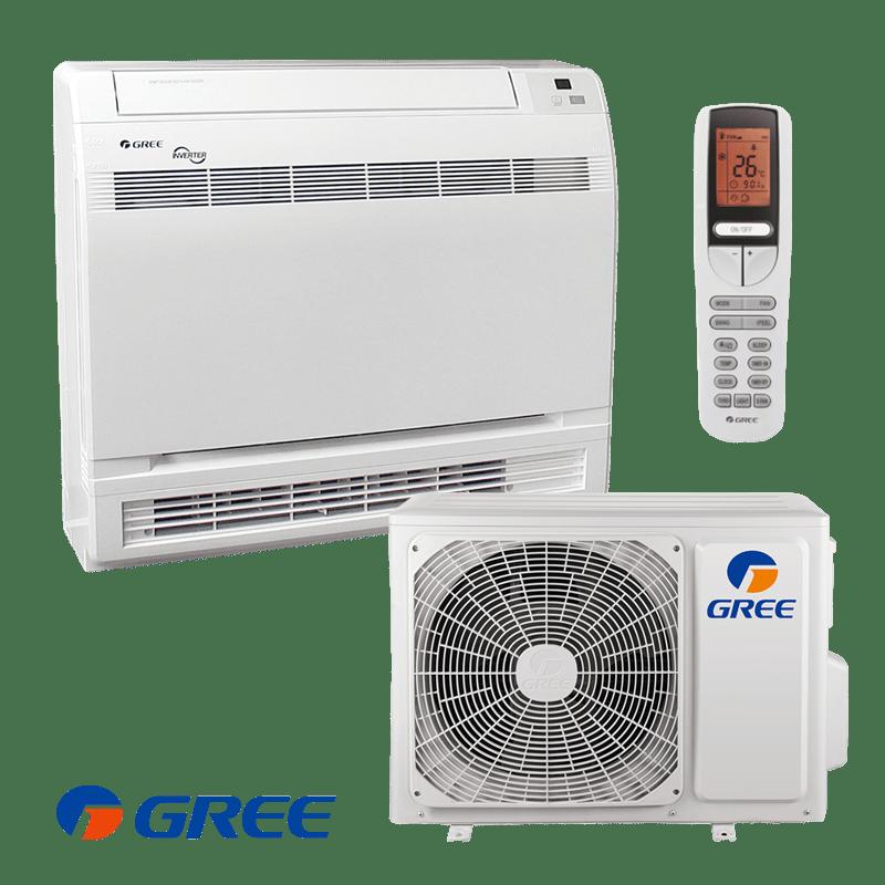 Инверторен климатик Gree GEH12AA / K3DNA1D - подов тип