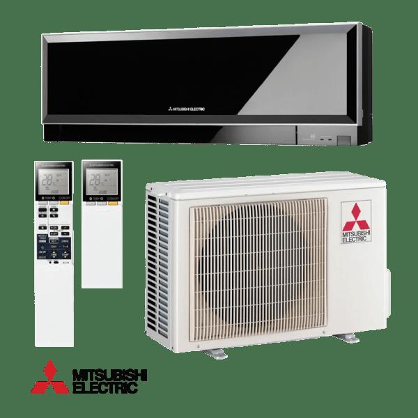 Инверторен климатик Mitsubishi Electric MSZ-EF25VE2B / MUZ-EF25VE