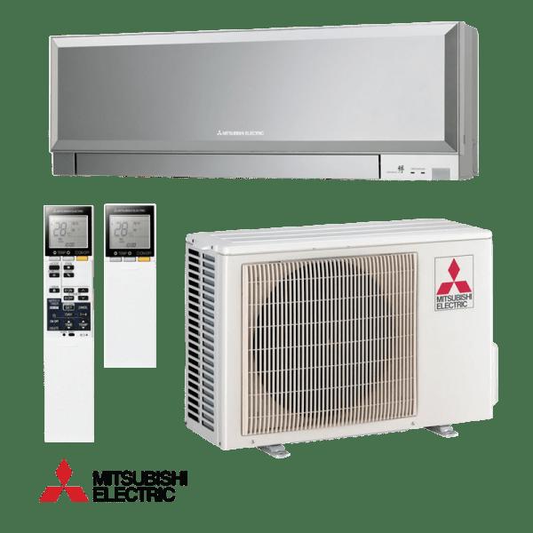 Инверторен климатик Mitsubishi Electric MSZ-EF35VE2S / MUZ-EF35VE
