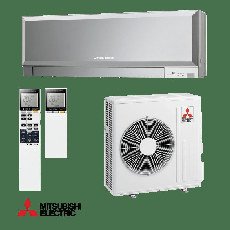Инверторен климатик Mitsubishi Electric MSZ-EF50VE2S / MUZ-EF50VE