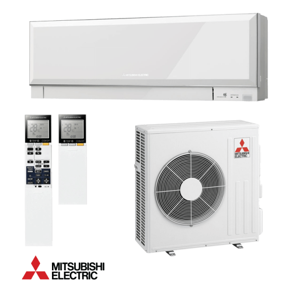 Инверторен климатик Mitsubishi Electric MSZ-EF50VE2W / MUZ-EF50VE
