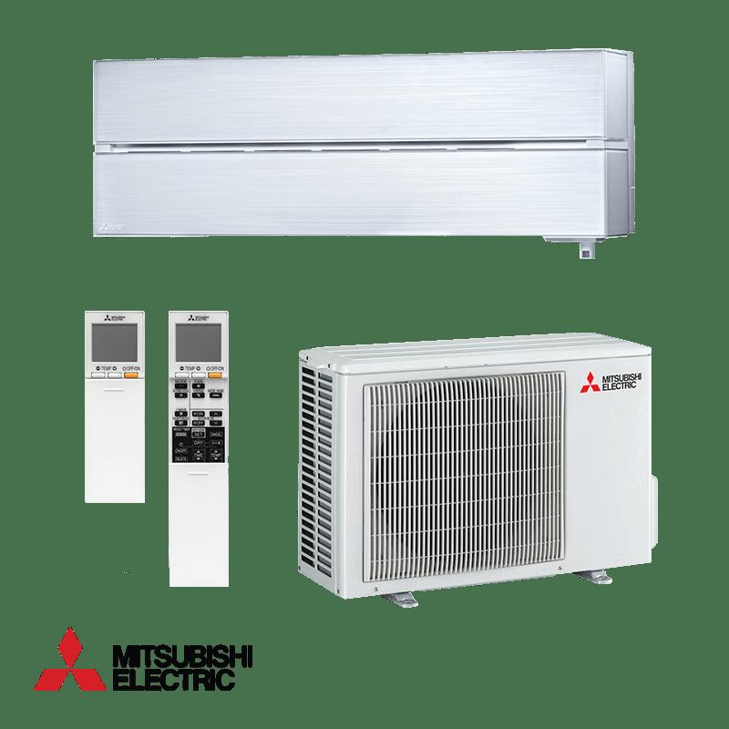 Инверторен климатик Mitsubishi Electric MSZ-LN25VGV / MUZ-LN25VG