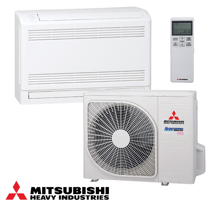 Инверторен климатик Mitsubishi Heavy Industries SRF50ZMX-S / SRC50ZMX-S - подово тяло