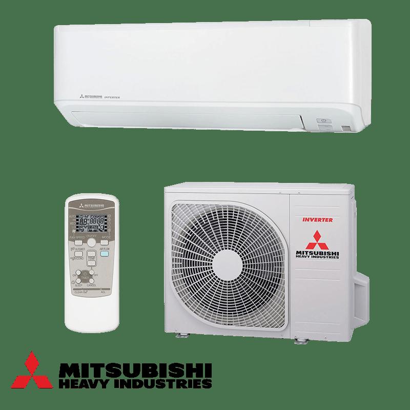 Инверторен климатик Mitsubishi Heavy Industries SRK25ZMP-S / SRC25ZMP-S