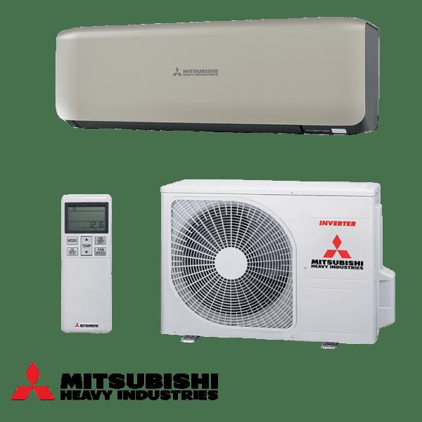 Инверторен климатик Mitsubishi Heavy Industries SRK25ZS-ST / SRC25ZS-S