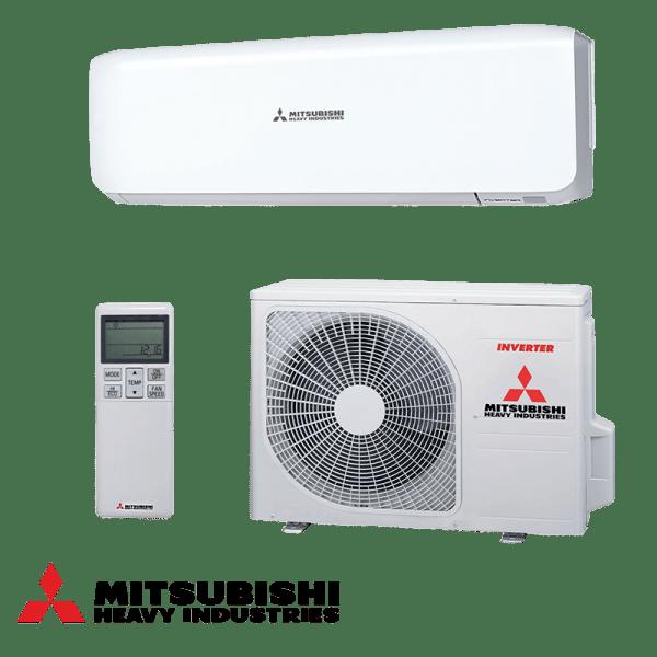 Инверторен климатик Mitsubishi Heavy Industries SRK35ZS-S / SRC35ZS-S