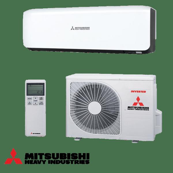 Инверторен климатик Mitsubishi Heavy Industries SRK35ZS-SB / SRC35ZS-S