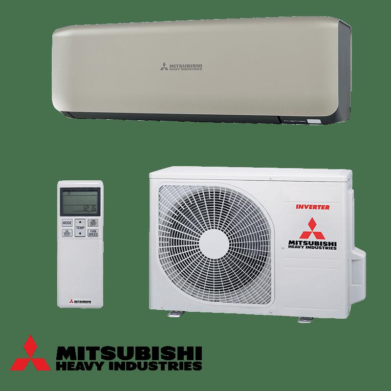 Инверторен климатик Mitsubishi Heavy Industries SRK35ZS-ST / SRC35ZS-S