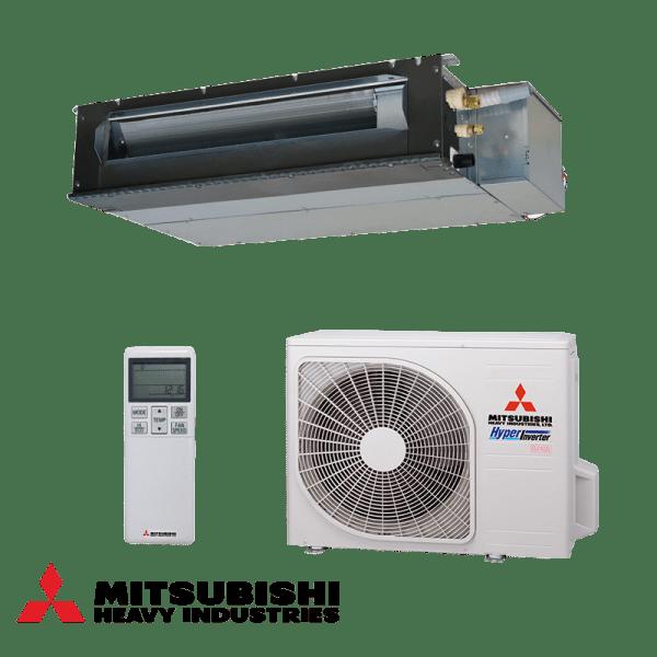 Канален климатик Mitsubishi Heavy Industries SRR25ZM-S / SRC25ZMX-S