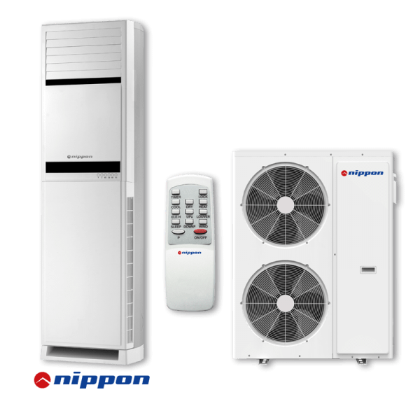 Колонен климатик Nippon KFR H56 CM