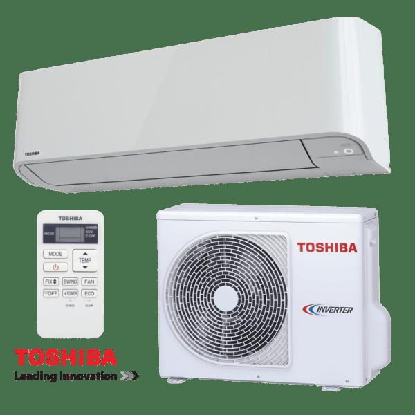 Инверторен климатик Toshiba Mirai RAS-10BKV-E / RAS-10BAV-E