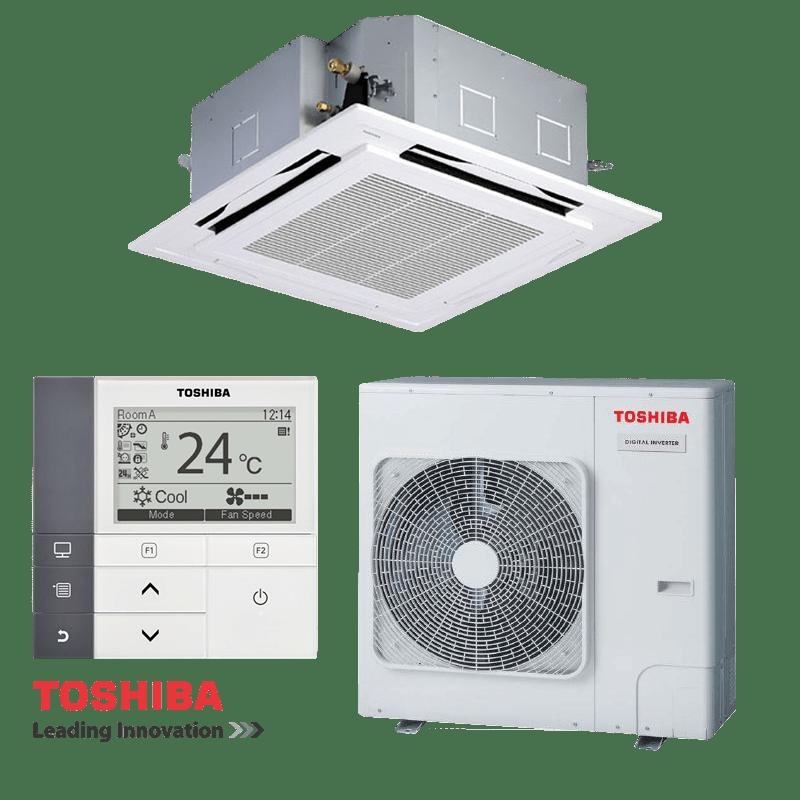 Касетъчен климатик Toshiba RAV-SM1104UTP-E / RAV-SM1104АTP-E1