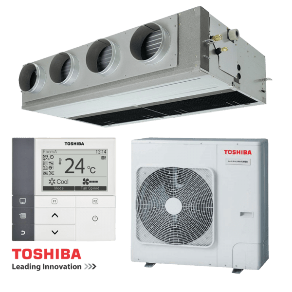 Канален климатик Toshiba RAV-SM1406BTP-E / RAV-SM1404ATP-E
