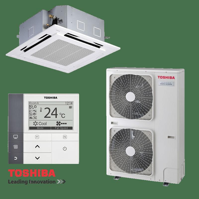 Касетъчен климатик Toshiba RAV-SM1604UTP-E / RAV-SM1603АTP-E