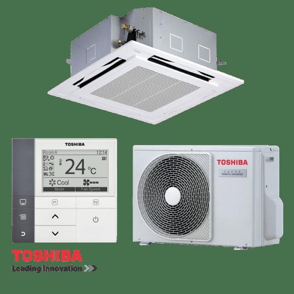 Касетъчен климатик Toshiba RAV-SM564UTP-E / RAV-SM564АTP-E