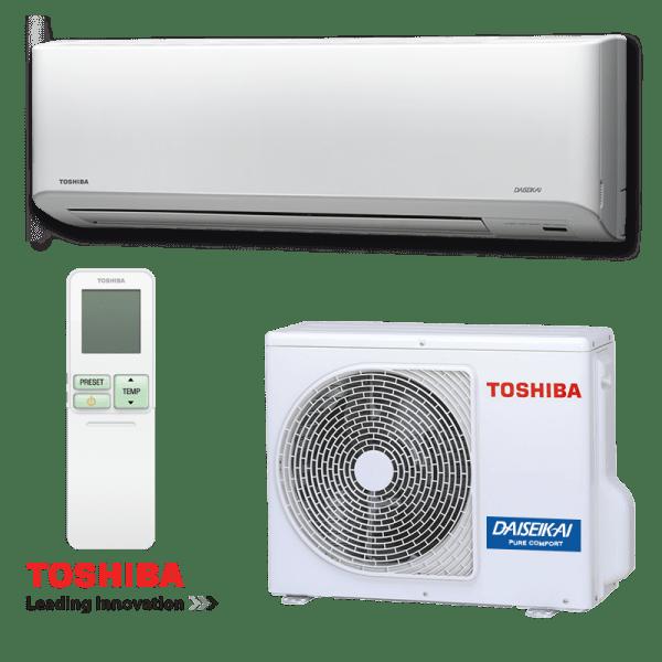 Инверторен климатик Toshiba Super Daiseikai 6,5 RAS-B13N3KVP-E / B13N3AVP-E
