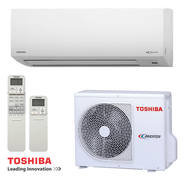 Инверторен климатик Toshiba Suzumi Plus RAS-B16N3KV2-E1 / RAS-16N3AV2-E