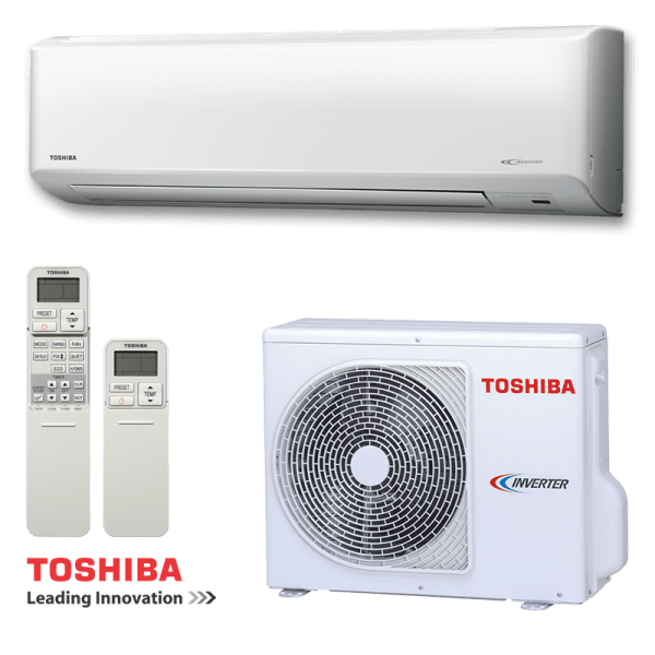Инверторен климатик Toshiba Suzumi Plus RAS-B18N3KV2-E1 / RAS-18N3AV2-E