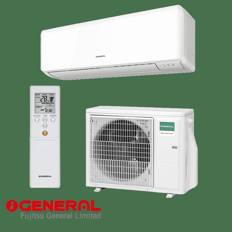 Инверторен климатик Fujitsu General ASHG12КМТА / AOHG12KMTA